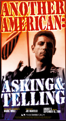 Another American: Asking & Telling